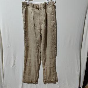 Maestro Linen Pants